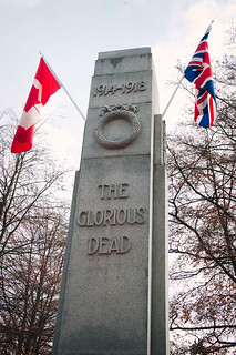North Vancouver Cenotaph